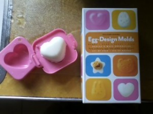 mold for hard boiled eggs