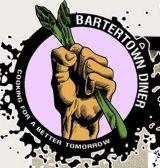 Bartertown restaraunt logo