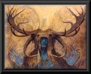 celtic god of hunting Herne