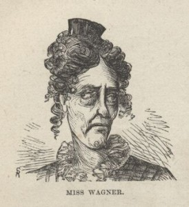 Mark Twain's Miss Wagner Roughing It