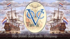 Dutch East India Company ships